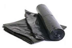 Мешок д/мусора УП 240л 40мкм 5шт в рул