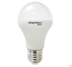 Лампа светодиодн Спутник LED A60 10W/4000K/E27